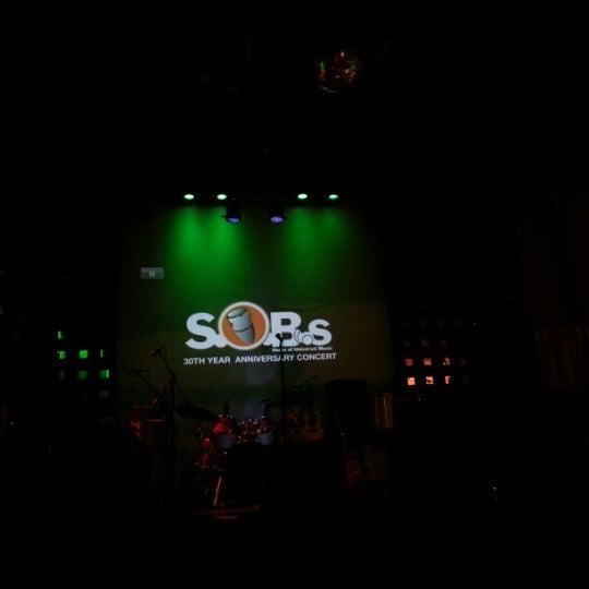 Foto scattata a S.O.B.'s da Kristine P. il 9/29/2012
