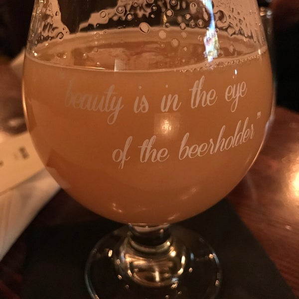 Photo taken at Little Tap House by Matthew P. on 1/26/2019