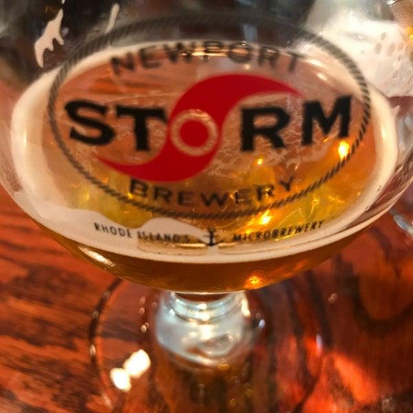 Das Foto wurde bei Newport Storm Brewery von Matthew P. am 9/23/2017 aufgenommen