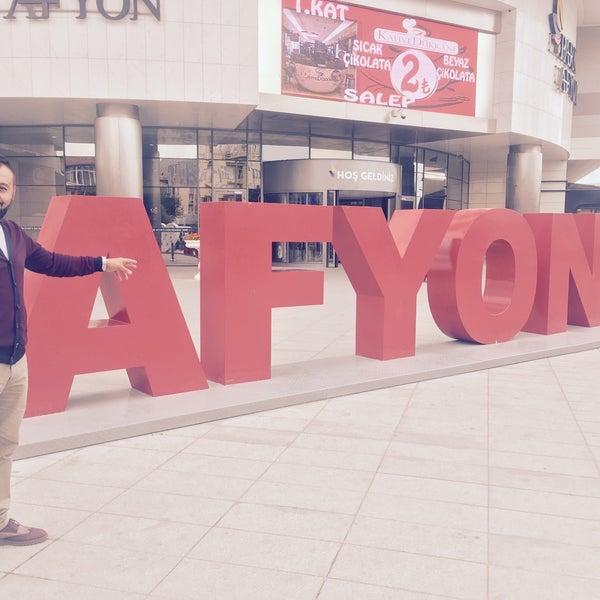 Foto tirada no(a) Park Afyon por Gökhan U. em 10/7/2017