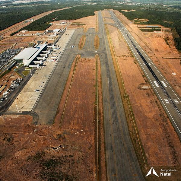 1/6/2015にAeroporto Internacional de Natal / São Gonçalo do Amarante (NAT)がAeroporto Internacional de Natal / São Gonçalo do Amarante (NAT)で撮った写真