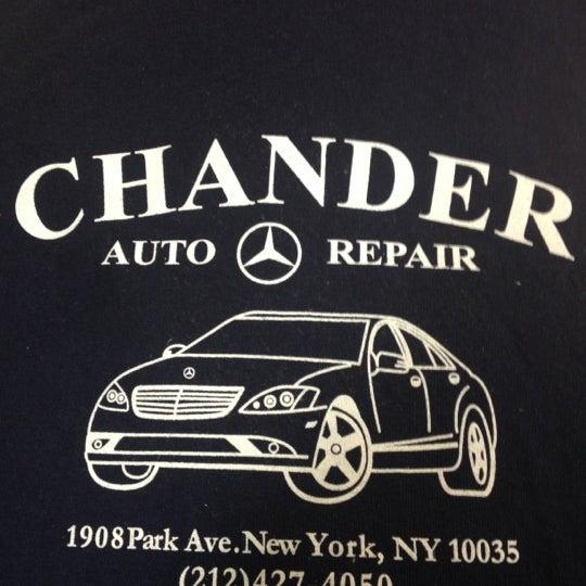 Park Ave Auto >> Photos At Chander Auto Repair Automotive Shop In East Harlem