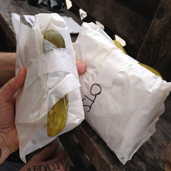 Foto diambil di Olive Tree Marketplace oleh Tara S. pada 5/28/2013
