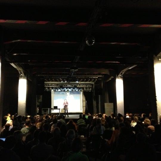 11/24/2012にPetr Č.がMeetFactoryで撮った写真