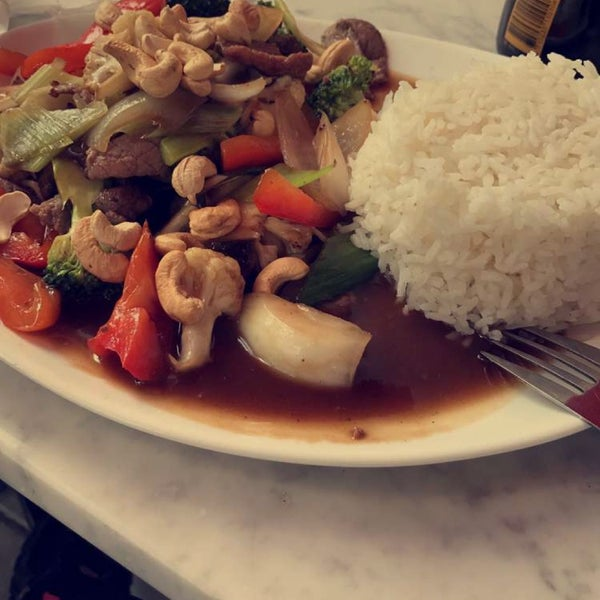 thai house wok sollentuna