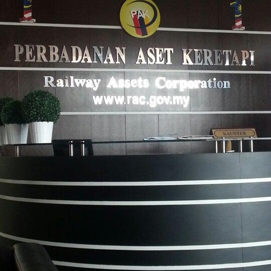 Photos At Perbadanan Aset Keretapi Kajang Central Business Park