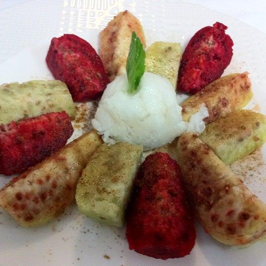 Das Foto wurde bei Restaurante Nicos von Gusto Del B. am 8/19/2012 aufgenommen