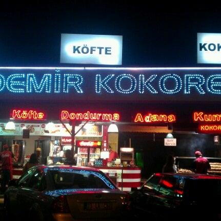 8/19/2012에 Tuncay Y.님이 Özdemir Kokoreç에서 찍은 사진