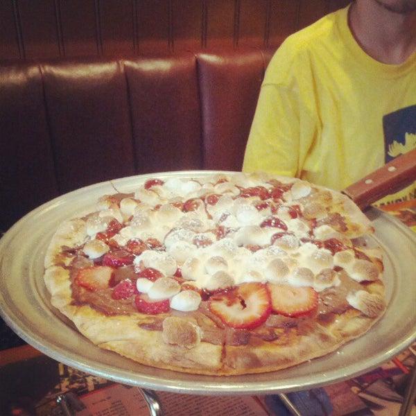 Photo taken at Coalhouse Pizza by Scott H. on 7/15/2012