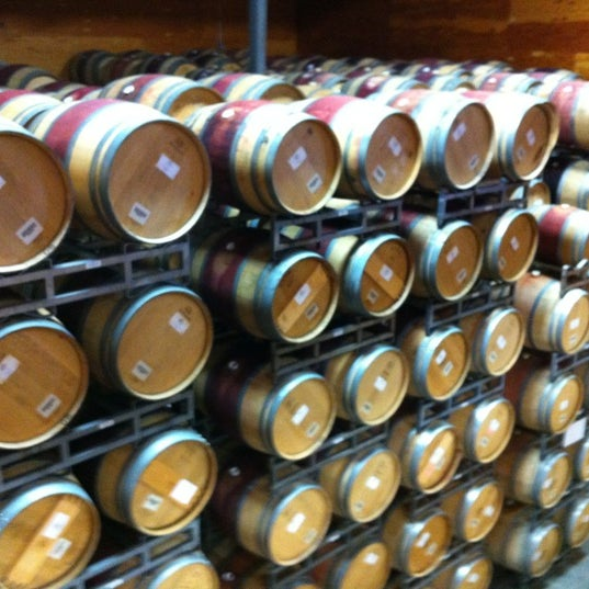 Foto scattata a Peju Province Winery da Dave C. il 7/6/2012