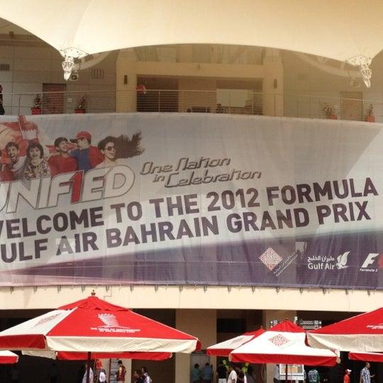 Foto scattata a Bahrain International Circuit da Murtadha A. il 4/20/2012