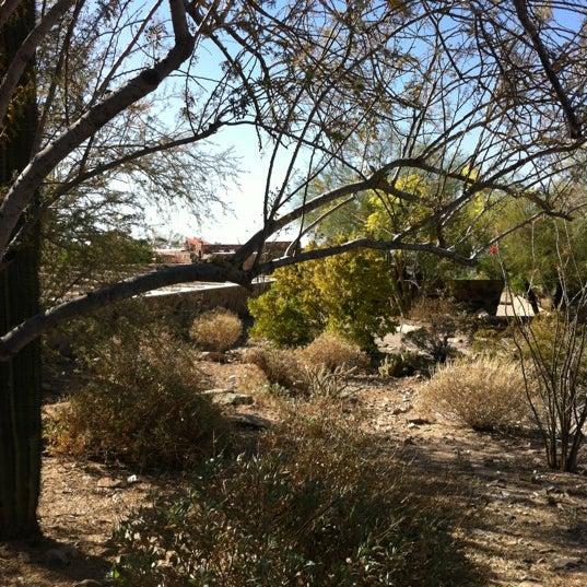 รูปภาพถ่ายที่ Taliesin West โดย Bob B. เมื่อ 4/22/2012