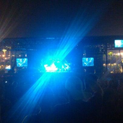 Foto tomada en Coral Sky Amphitheatre por Cassidy M. el 7/22/2012
