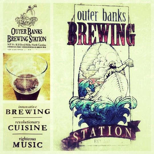 6/5/2012에 Justin P.님이 Outer Banks Brewing Station에서 찍은 사진