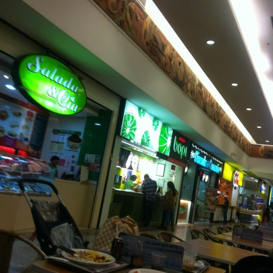 8/10/2012 tarihinde Igorziyaretçi tarafından Goiânia Shopping'de çekilen fotoğraf