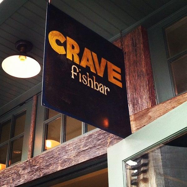 Foto tomada en Crave Fishbar por jessica m. h. el 8/11/2012