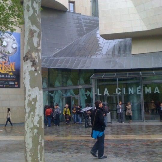 Foto scattata a La Cinémathèque Française da Neri E. il 4/30/2012