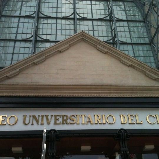 Photo prise au Museo Universitario del Chopo par Sonia le8/7/2012