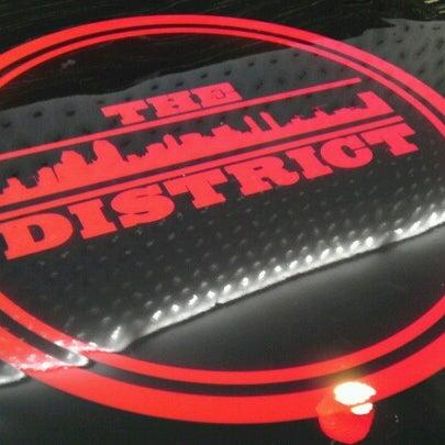6/19/2012 tarihinde Ariel L.ziyaretçi tarafından The District'de çekilen fotoğraf