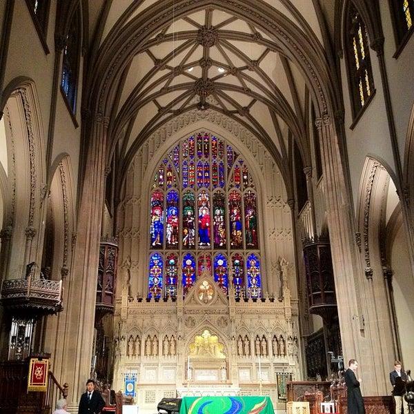 Foto scattata a Trinity Church da William il 9/5/2012