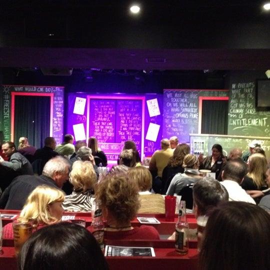 4/1/2012에 Scott M.님이 Brave New Workshop Comedy Theatre에서 찍은 사진