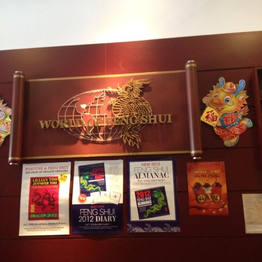 World of Feng Shui - 7 visitors