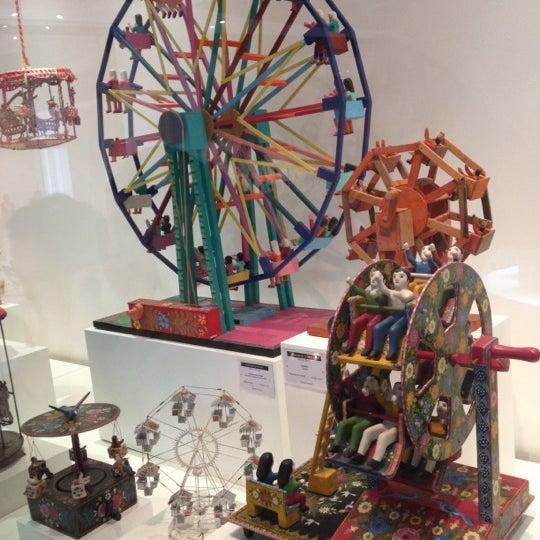 Das Foto wurde bei Museo de Arte Popular von Jorge M. am 3/17/2012 aufgenommen