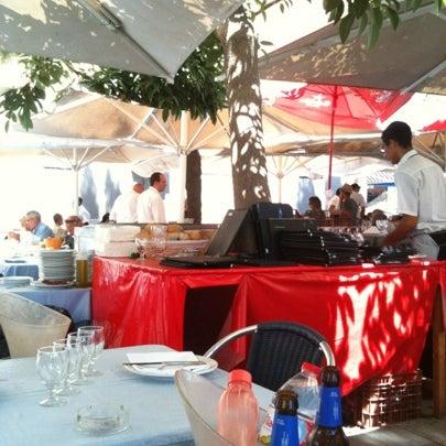 Das Foto wurde bei Restaurante Salamanca von Lali M. am 8/26/2012 aufgenommen