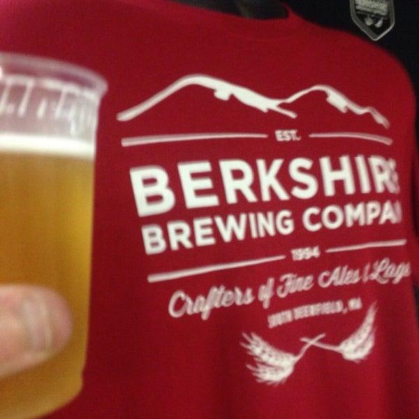 Photo prise au Berkshire Brewing Company par Matt M. le5/9/2015