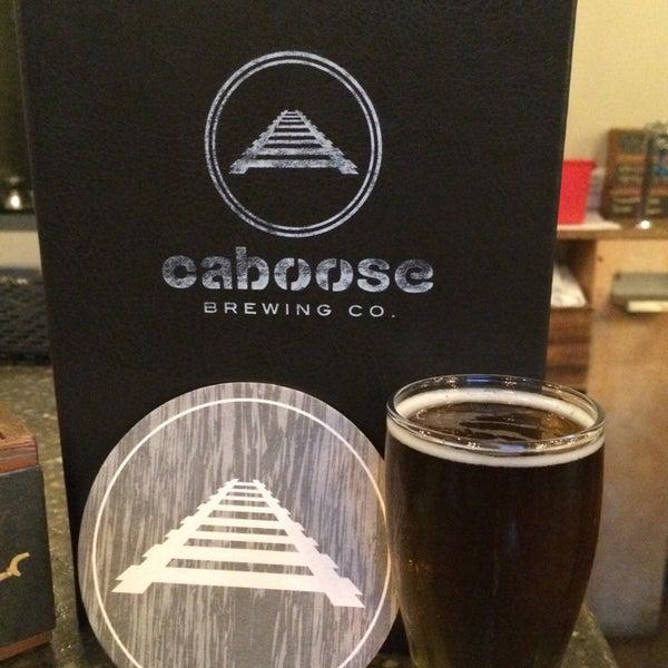 9/11/2018에 Matt M.님이 Caboose Brewing Company에서 찍은 사진