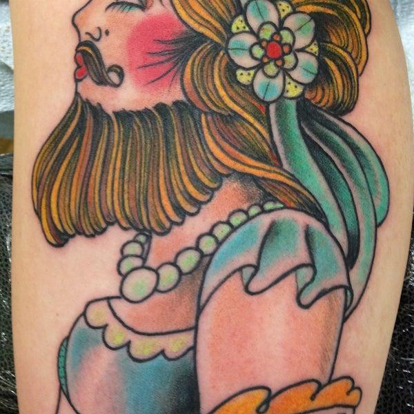 903efa1fb Photo taken at Gypsy Rose Tattoo by Gypsy Rose Tattoo on 7/10/2014