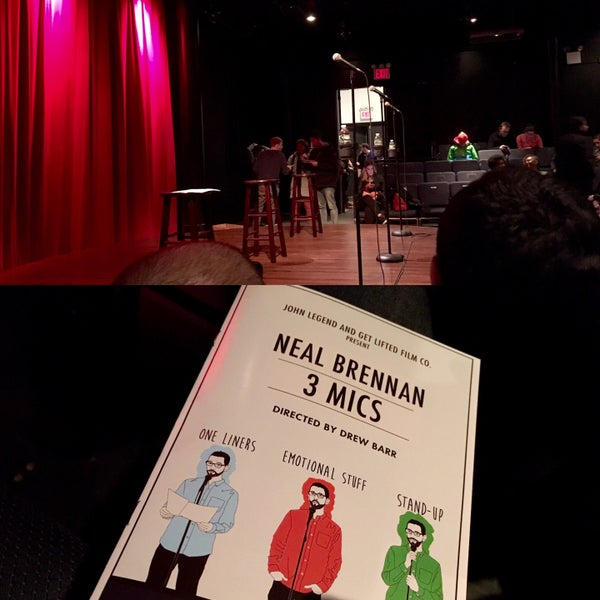 Снимок сделан в The Lynn Redgrave Theater at Culture Project пользователем Dex M. 3/31/2016