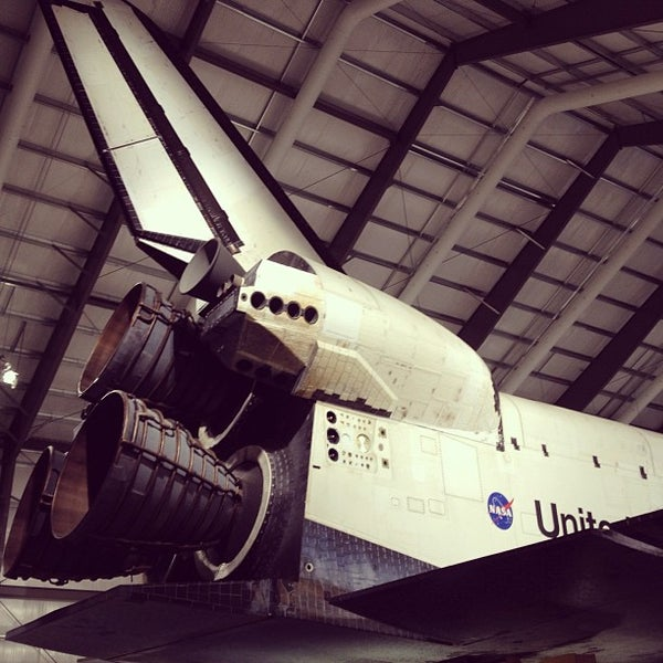 Das Foto wurde bei California Science Center von Antonio H. am 2/11/2013 aufgenommen