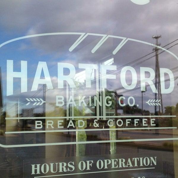 9/22/2013에 Celeste Z.님이 Hartford Baking Company에서 찍은 사진