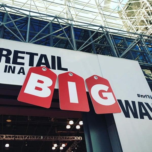 Photos at NRF 2019 - Retail's Big Show (Now Closed