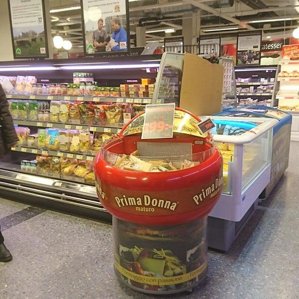 ica supermarket fäladstorget