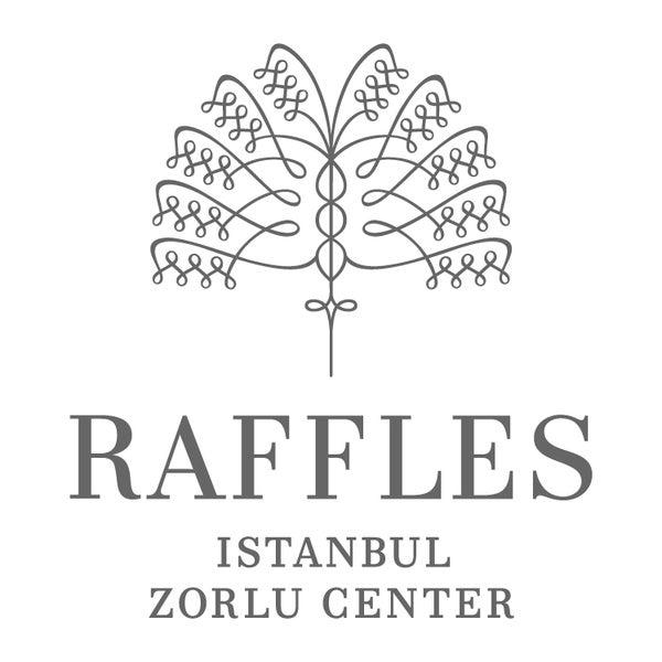 Снимок сделан в Raffles Istanbul Zorlu Center пользователем Raffles Istanbul Zorlu Center 7/15/2014