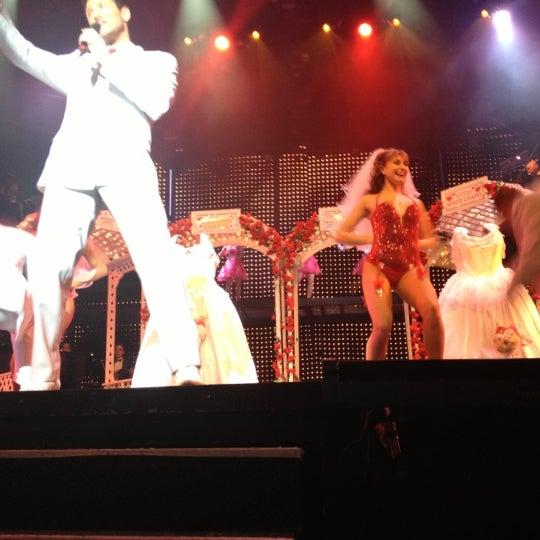 12/15/2012 tarihinde Blondiziyaretçi tarafından VEGAS! The Show'de çekilen fotoğraf