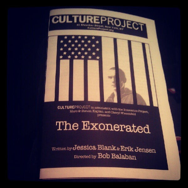 Снимок сделан в The Lynn Redgrave Theater at Culture Project пользователем Catrina R. 10/10/2012