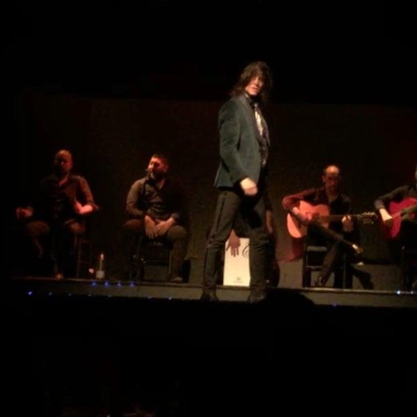 Foto diambil di Palacio del Flamenco oleh Mihriban pada 3/14/2019