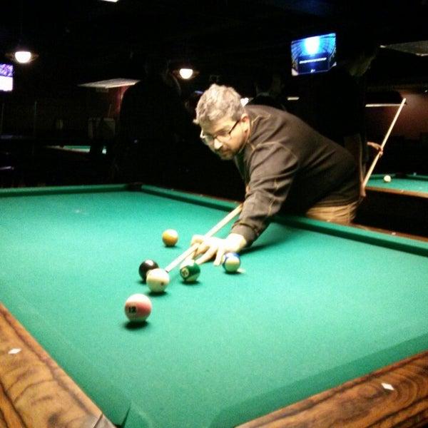 Foto tomada en Society Billiards + Bar por João B. el 3/6/2013