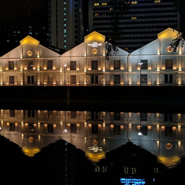 Foto diambil di Singapore River oleh John A. pada 9/17/2020