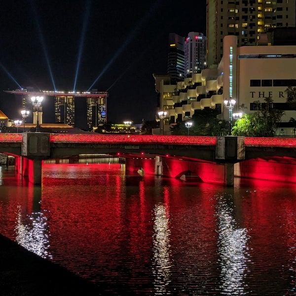 Foto diambil di Singapore River oleh John A. pada 8/31/2020