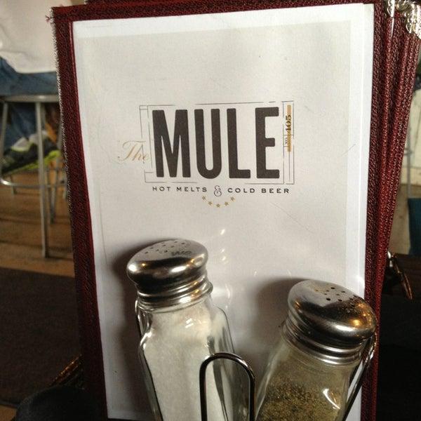 Photo prise au The Mule par Erica H. le3/6/2013