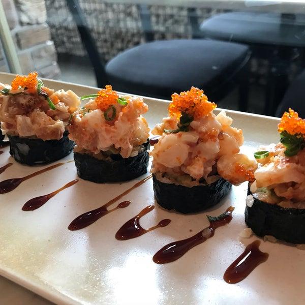 Foto scattata a Yada Sushi da Jihye K. il 9/27/2018
