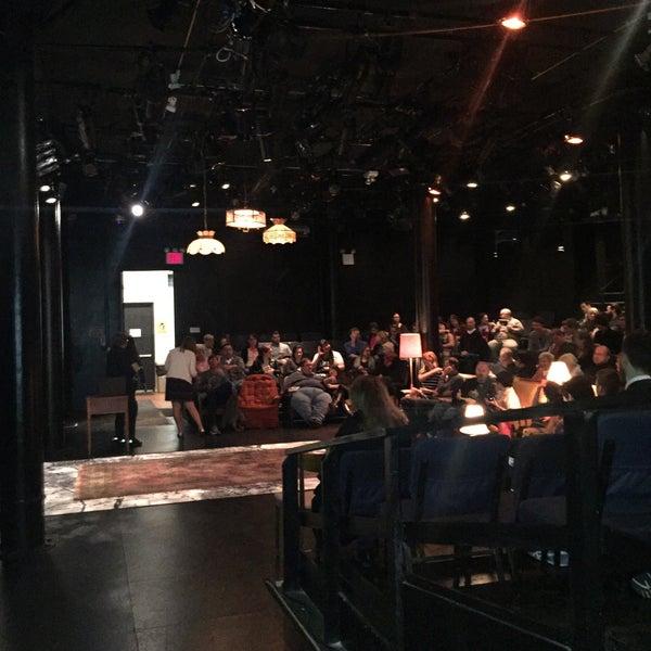 Снимок сделан в The Lynn Redgrave Theater at Culture Project пользователем Andrew V. 11/5/2016