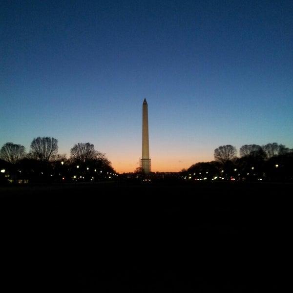 Foto scattata a National Mall da Russell S. il 3/20/2013