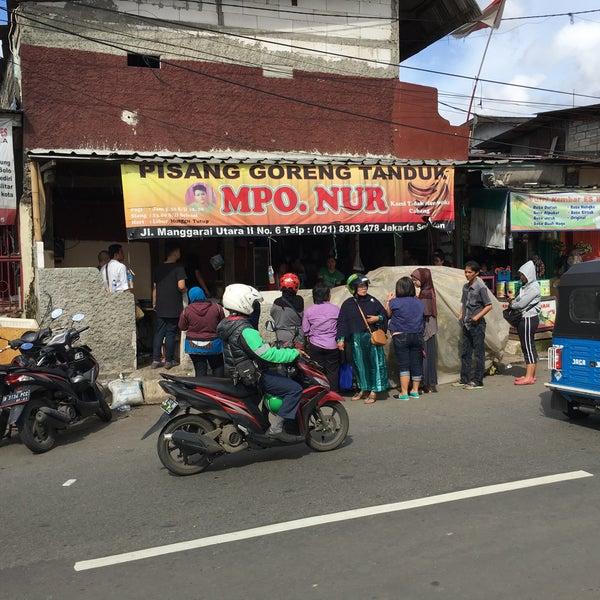 Photos At Pisang Goreng Tanduk Mpo Nur Tebet Jakarta Jakarta
