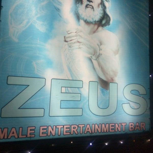 Is zeus gay