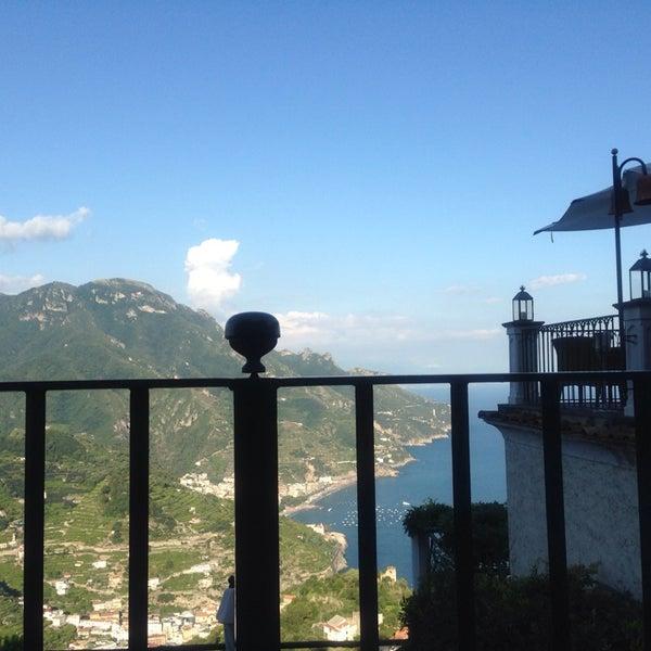 Foto diambil di Hotel Palazzo Avino oleh Elena L. pada 7/23/2014